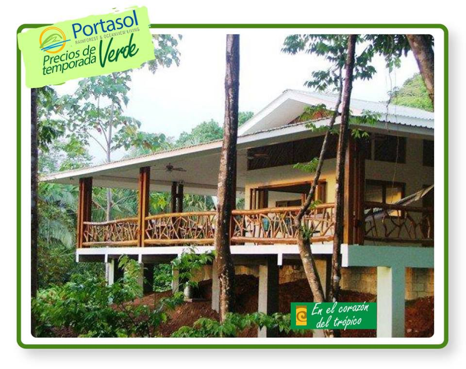 Lovely This Beautiful House Tucked In The Rainforest, Is For Rent. The Immense  Terrace And
