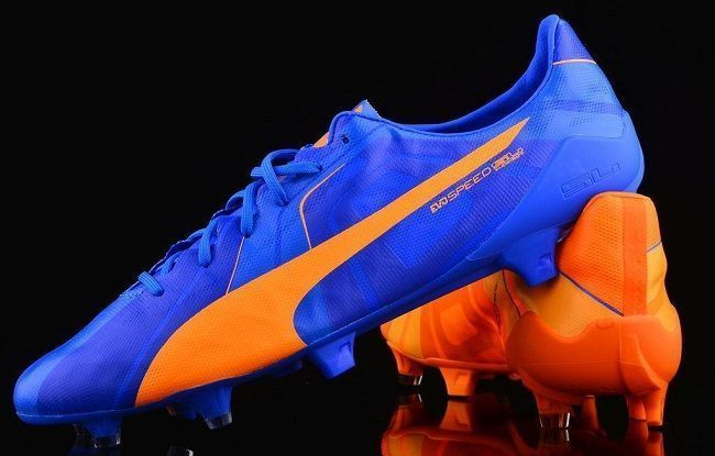 Puma Evospeed Sl Buty Pilkarskie Korki Puma Football Soccer Sports Pilkanozna Football Shoes Soccer Shoes Sport Shoes