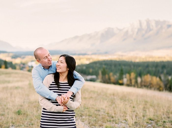 Calgary Wedding Photographers | Canmore Engagement Session | Justine Milton Photography
