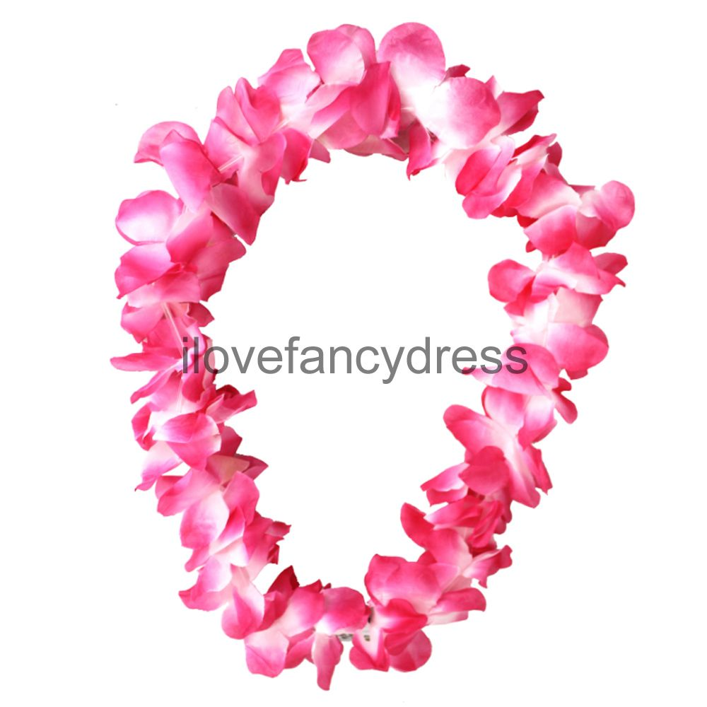 Details about hawaiian lei garland flower necklace ladies mens hawaiian lei garland flower necklace ladies mens tropical izmirmasajfo Image collections