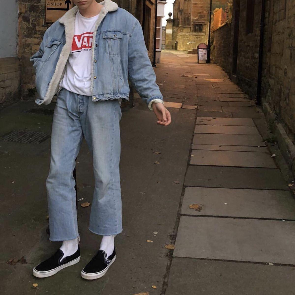 Jennxpaige 90s Fashion Men Retro Outfits Mens Outfits