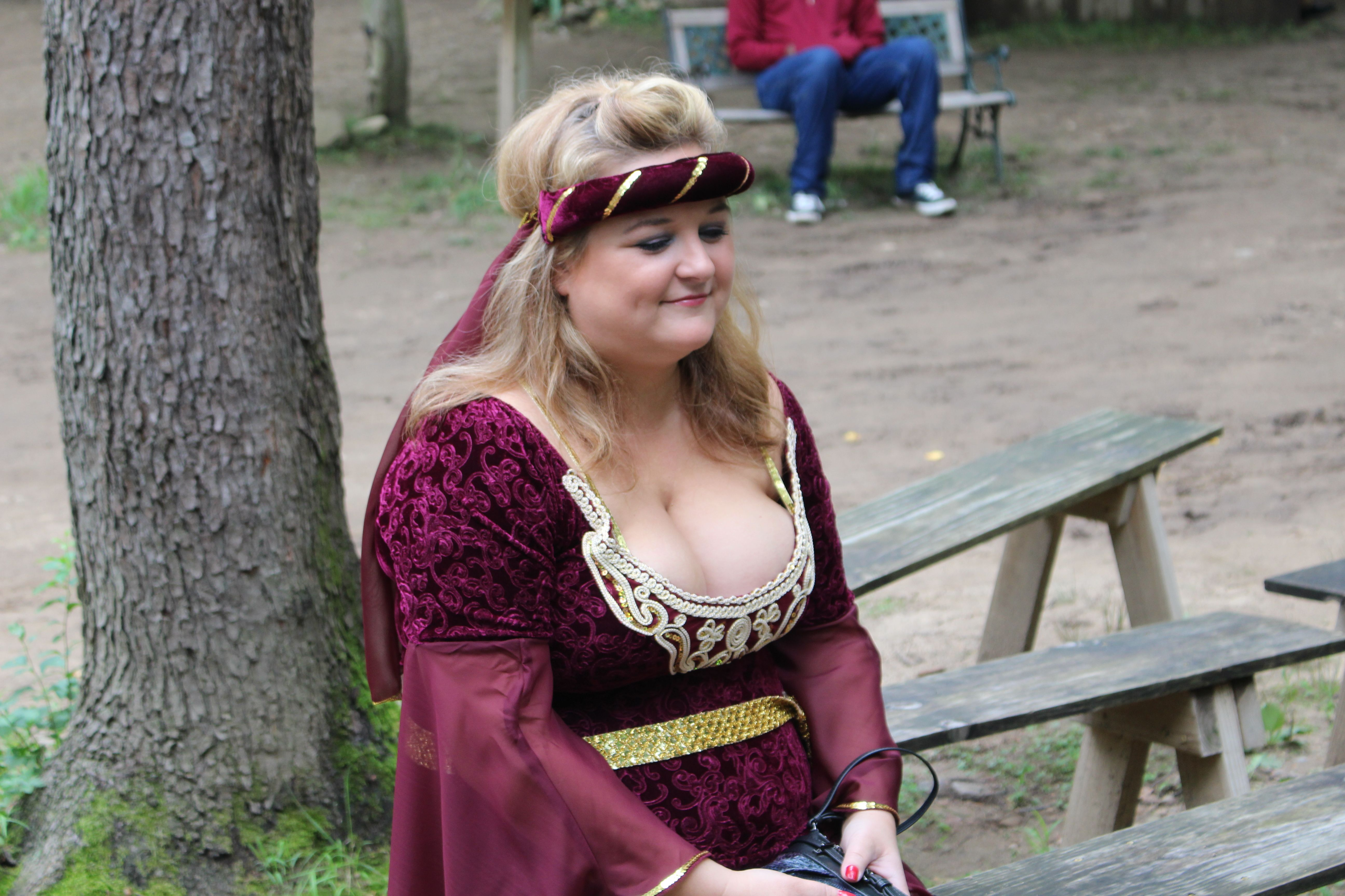 medieval big boobs