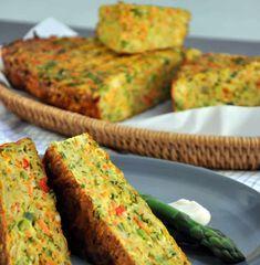Gâteau de légumes au thermomix