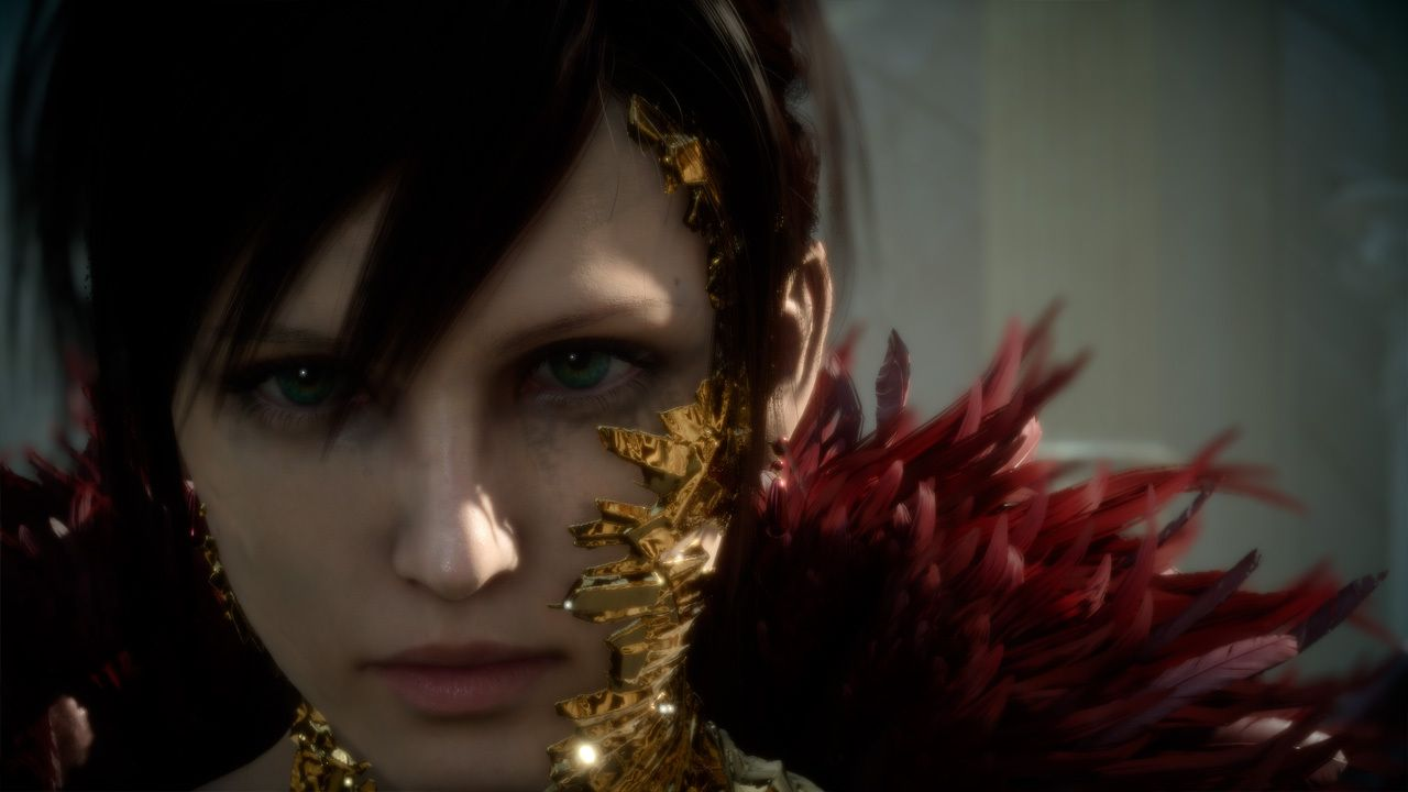 WITCH CHAPTER 0 cry Demo Square Enix Build 2015 - gamefront.de