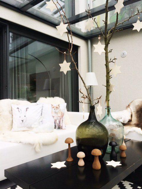 Outdoor winter dekoration winter pinterest weihnachten winter und winterdekorationen - Dekoration winter ...