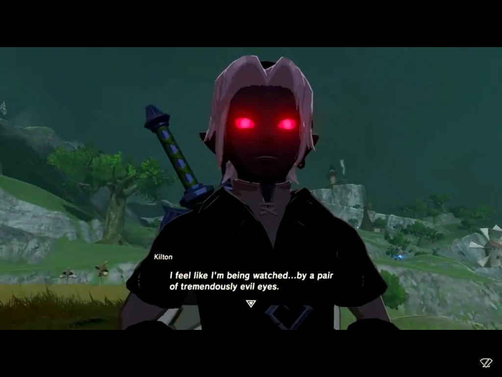 Dark Link Legend Of Zelda Legend Of Zelda Breath Breath Of The Wild