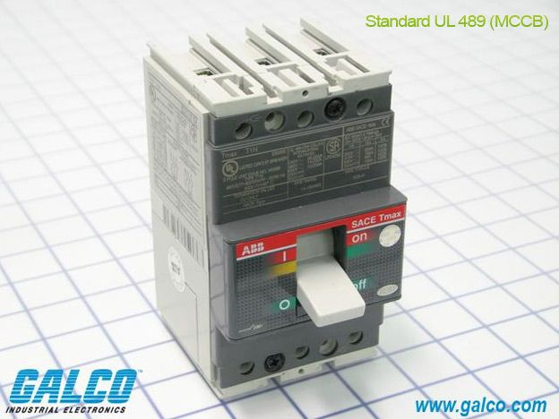 Definitions From The Standard Ul 489 Mccb Power Engineering