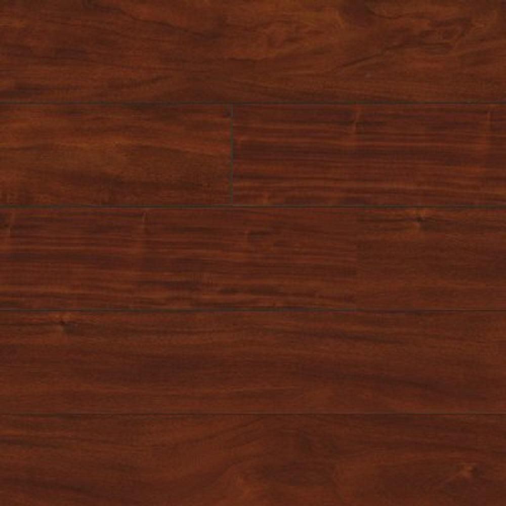 Kronotex Vista Falls Brazilian Mahogany 12 Mm Thick X 4 96 In Wide 50 79 Length Laminate Flooring 20 99 Sq Ft Case Medium