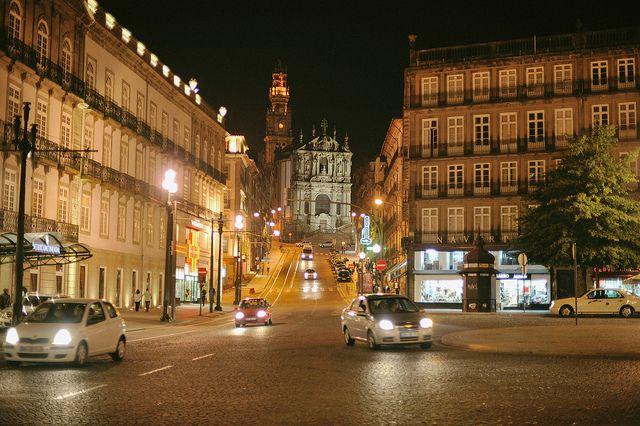 Rua dos Clérigos, Porto