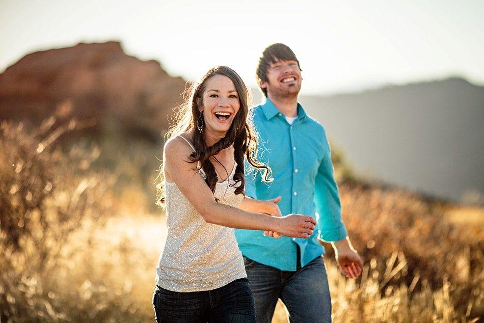 Engagement Photography near Denver | Jason+Gina Wedding Photographers | #denver #colorado #engagement #photography
