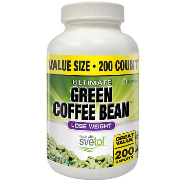 I M Learning All About Phytogenix Green Coffee Bean Pills Caplets