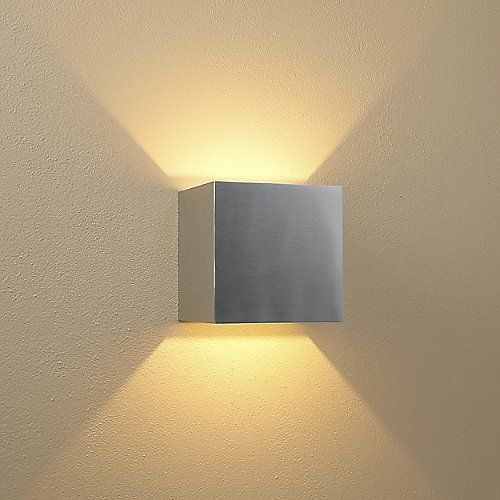 Qb Led Wall Sconce In 2020 Led Wall Sconce Sconces Wall Sconces