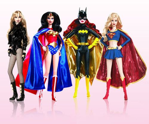 8291bc8e2cbab barbie - black canary, wonder woman, batgirl, supergirl barbie ...