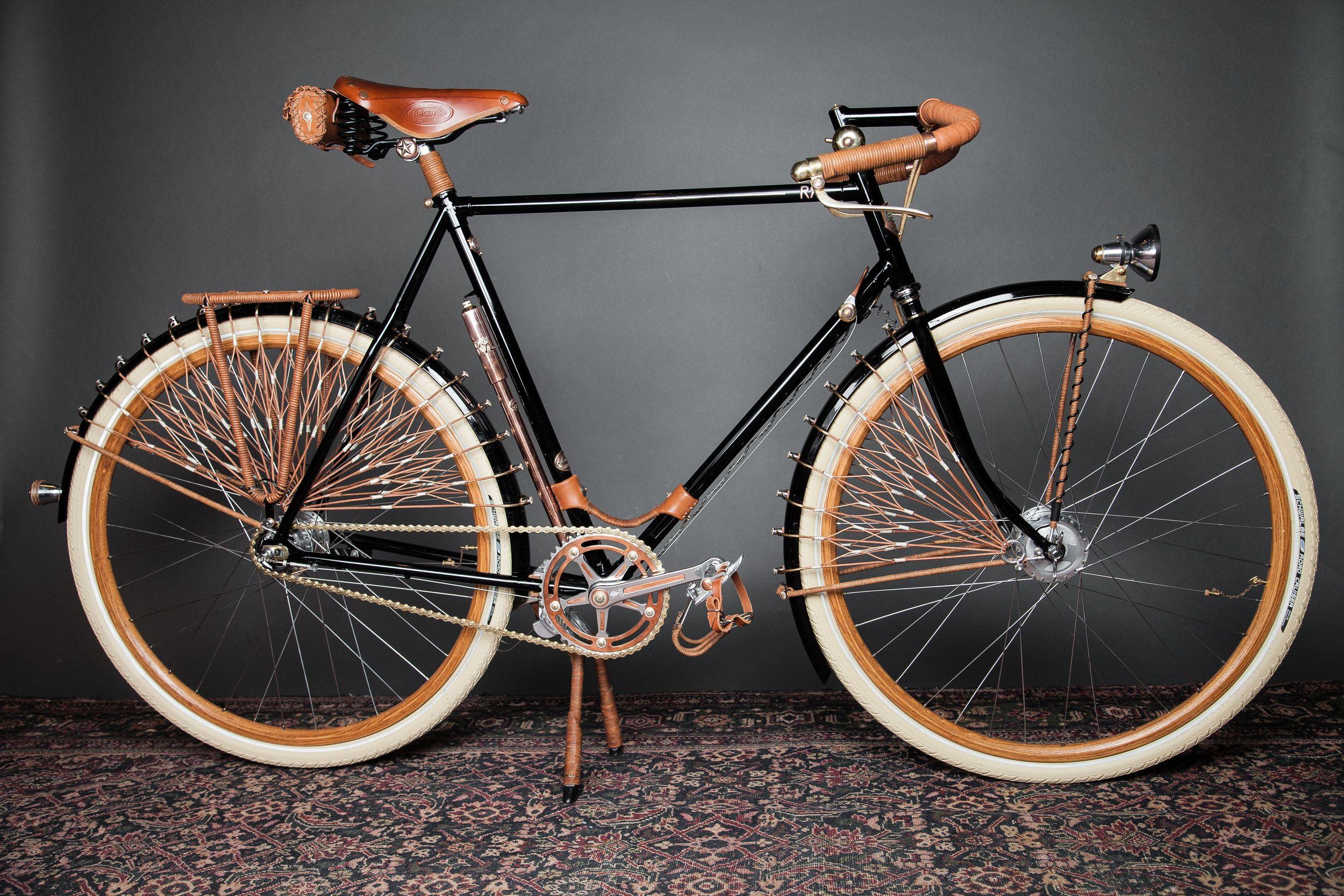 ретро велосипед фото дил