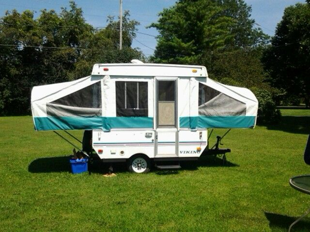 1996 Viking Pop Up Recreational Vehicles Pop Up Camping