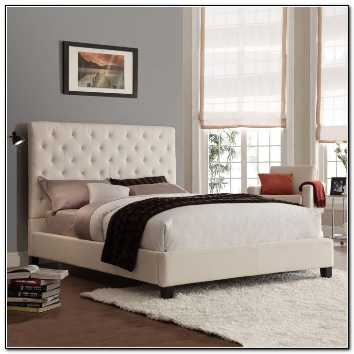 Kreative Full Size Bett Rahmen Mit Kopfteil Ziemlich Queen