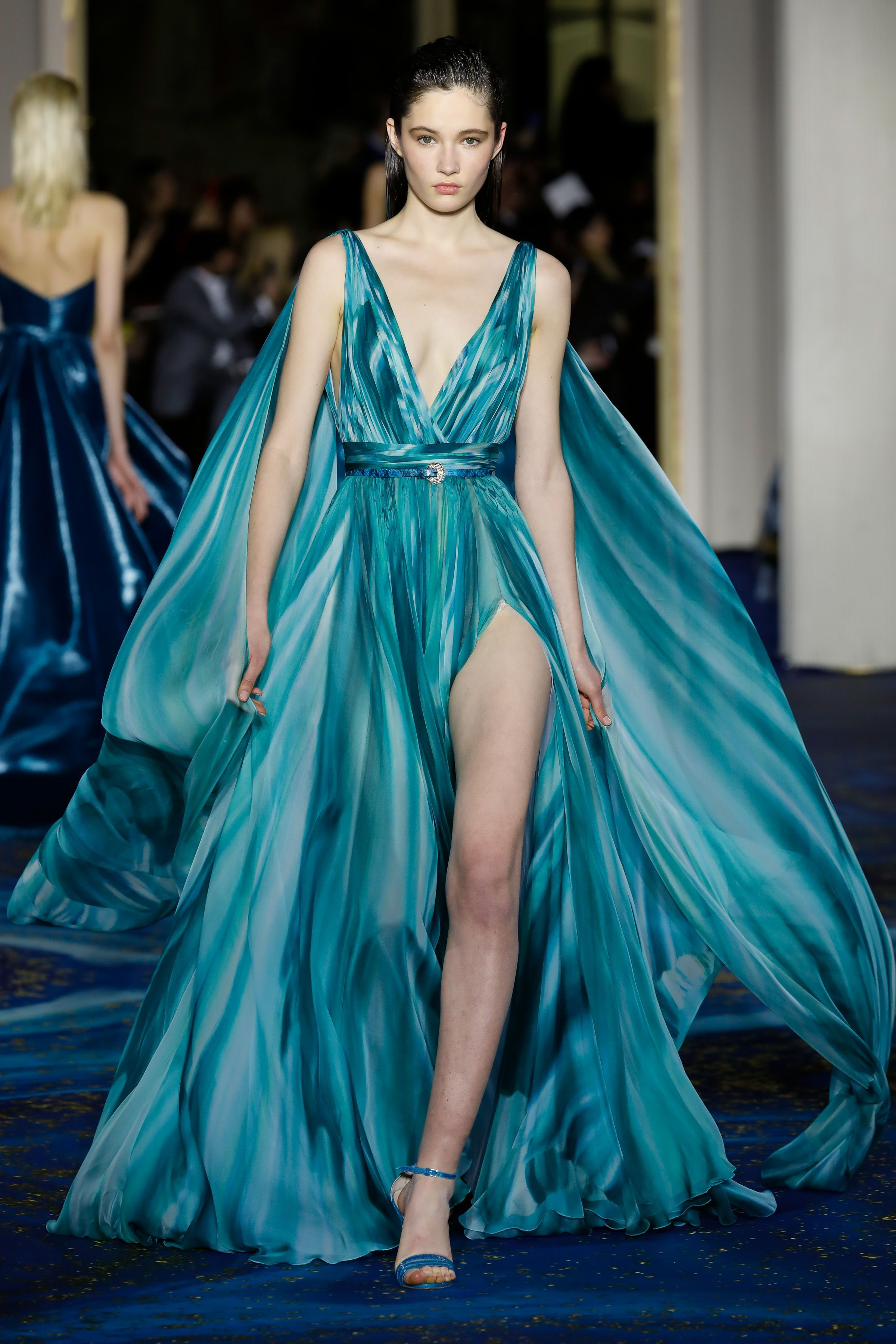 Zuhair Murad 2019年春夏オートクチュールコレクション パリ Fashion, Fashion
