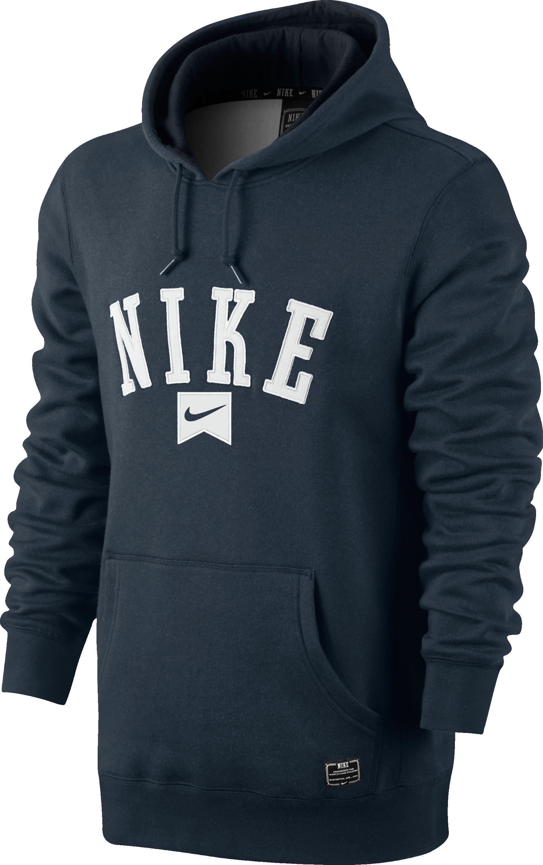 0fb16e62e4801 Sudadera Nike Foundation Ribbon Azul para hombre.  casual  urbanwear  sport   hood