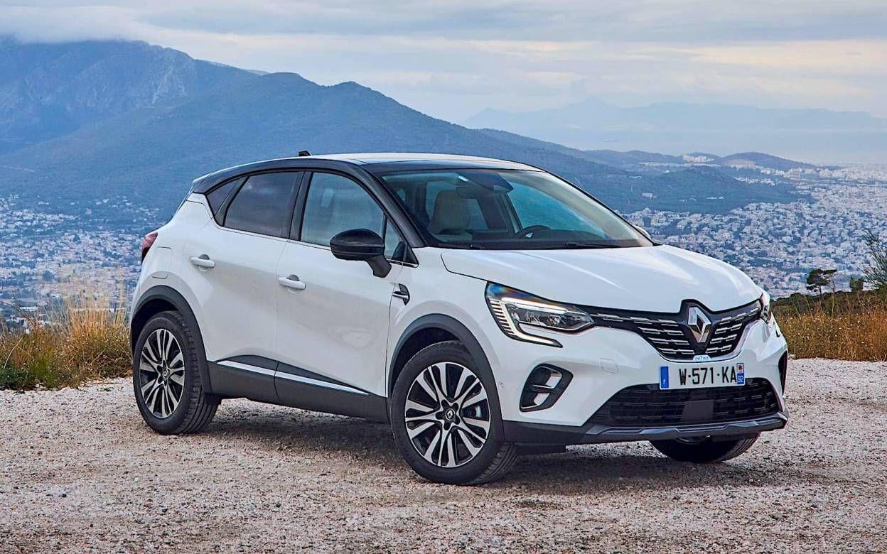 Renault Captur 2020 En Espana Precios Equipamiento Y Versiones