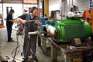 Rajamane industries pvt ltd is a leading manufacturer of for Electric motor parts suppliers