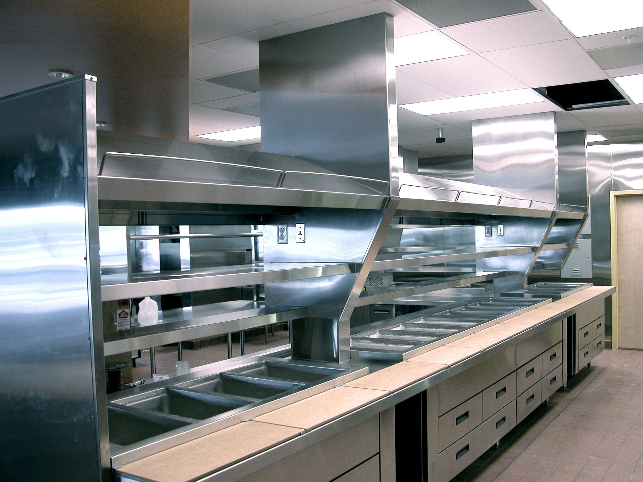 Rishabkm Is A Well Established Name In The Market Of Commercial Kitchen Equipments Exporters Coimbatore
