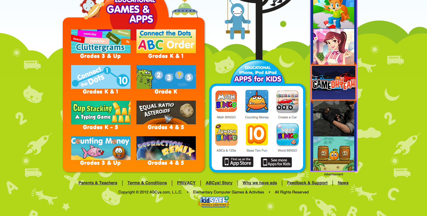 Abcya Com Kids Educational Computer Games Activities Educational Computer Games Free Educational Games Learning Games