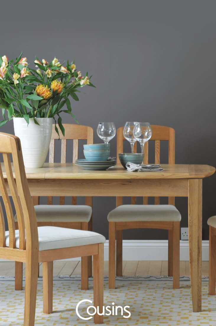 Caserta is a dining range from Ercol that boasts smooth elegant ...