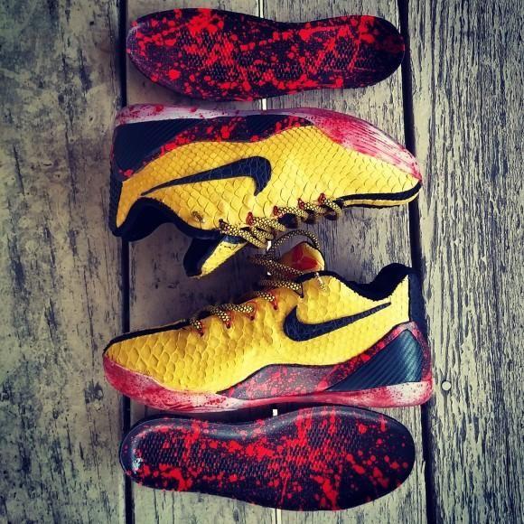 huge discount c70f5 4fb54 Nike Kobe 9 Elite Low