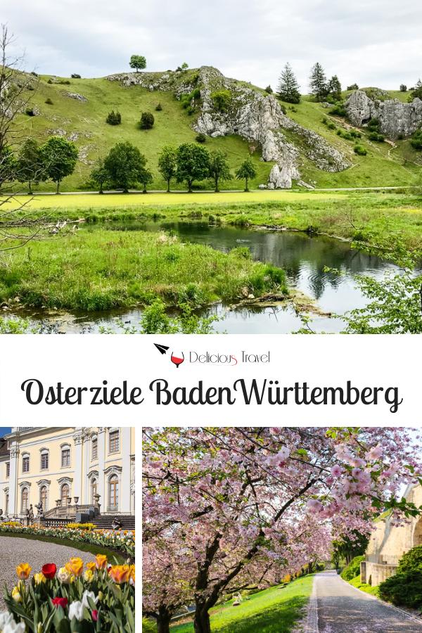 Osterurlaub 10 schöne Ausflugsziele im Frühling in und um