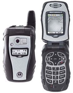 c61b261f96b4 Nextel Boost Motorola Rugged i-580 PTT Camera Phone
