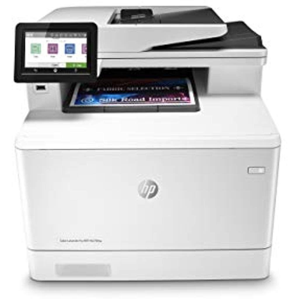 Hp Color Laserjet Pro M479fdw Multifunktions Farblaserdrucker