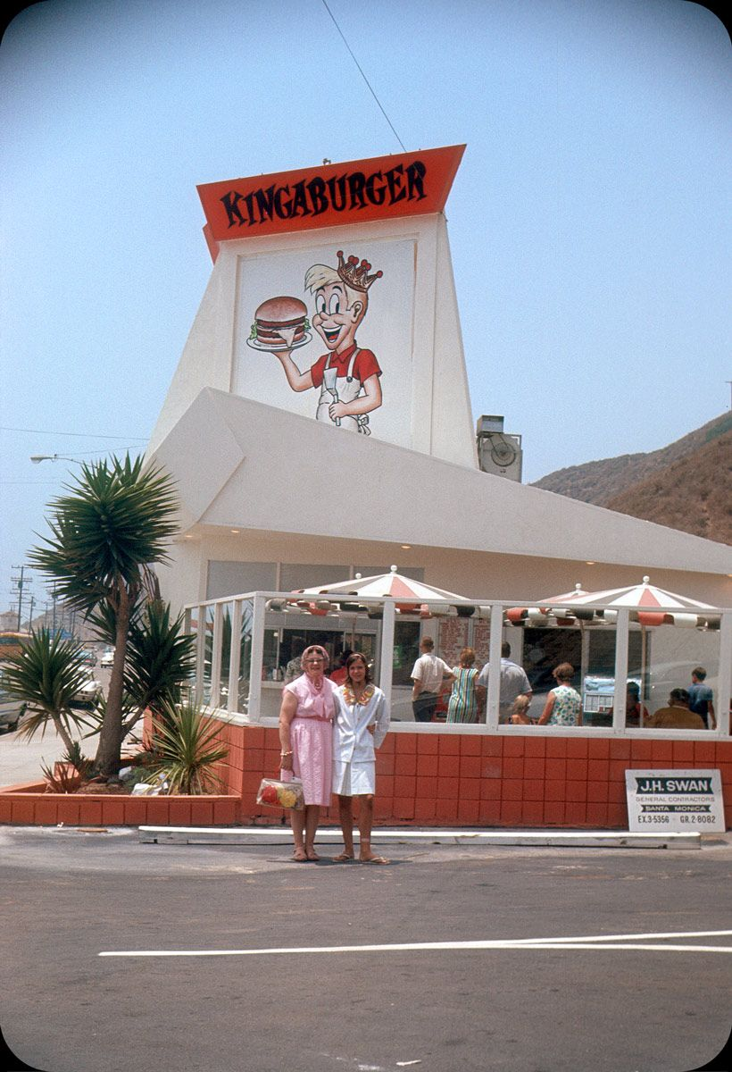 Kingaburger, which was located at 22853 Pacific Coast