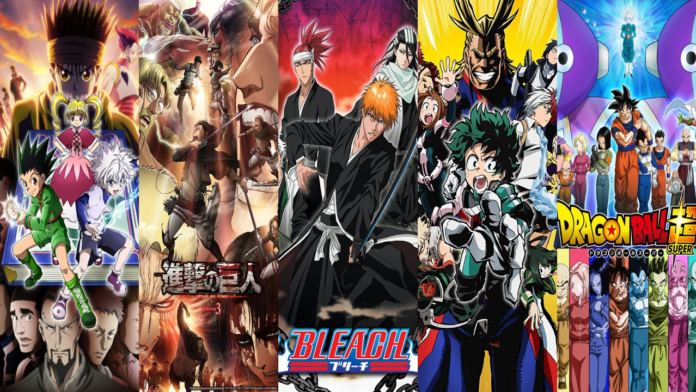 Crunchyroll Released The List of Most Viewed Anime for