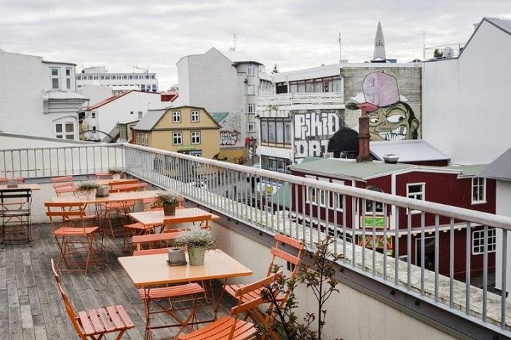 Reykjavik - Loft Hostel : Preise - Jugendherbergen weltweit - Hostelling International