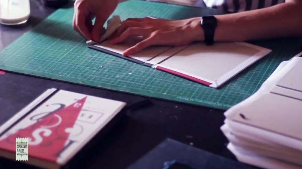 Boekbinder in de kijker: Luz Riegelhaupt