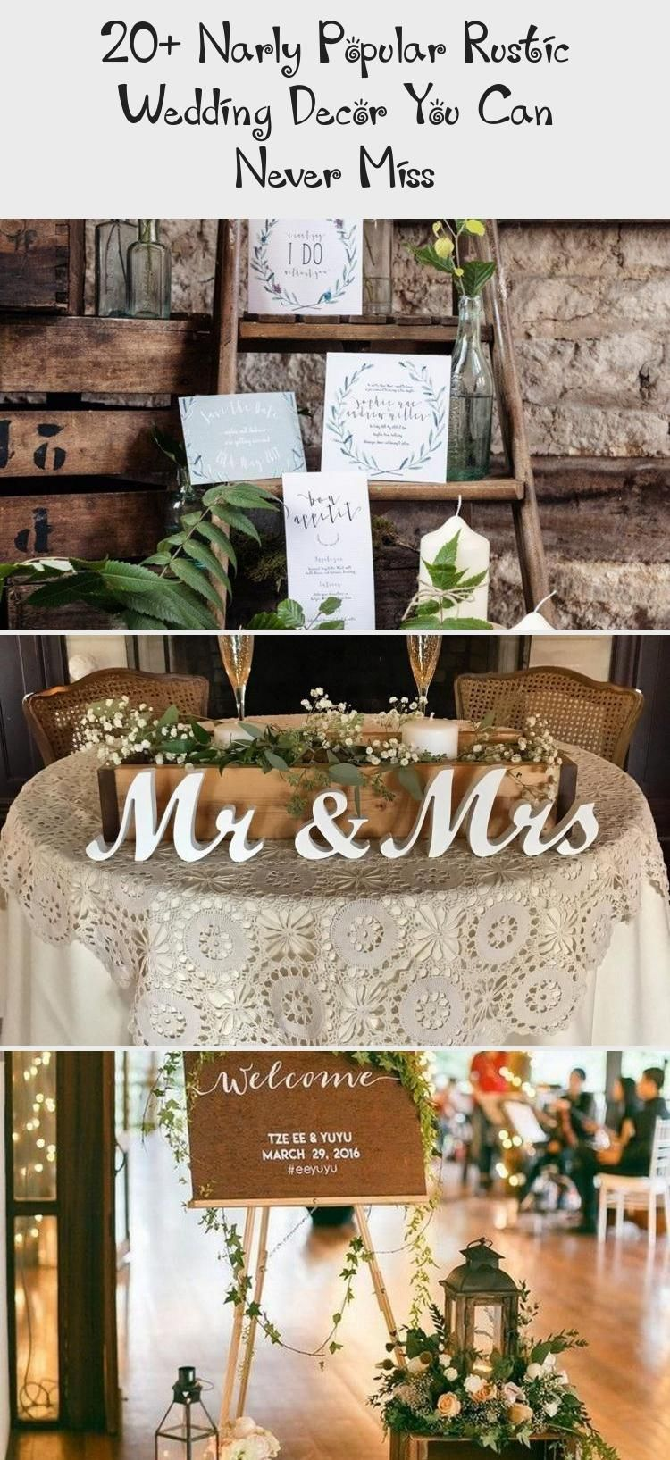 20+ NARLY POPULAR RUSTIC WEDDING DECOR YOU CAN NEVER MISS #diydecor #homedecor #homedecorideas #rusticweddingCard #rusticweddingStage #rusticweddingAlter #rusticweddingArbor #rusticweddingOutfit
