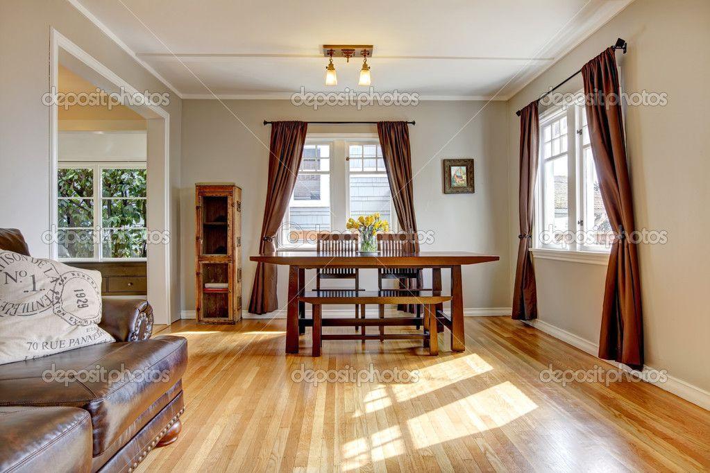 Room Dining Hardwood Floors