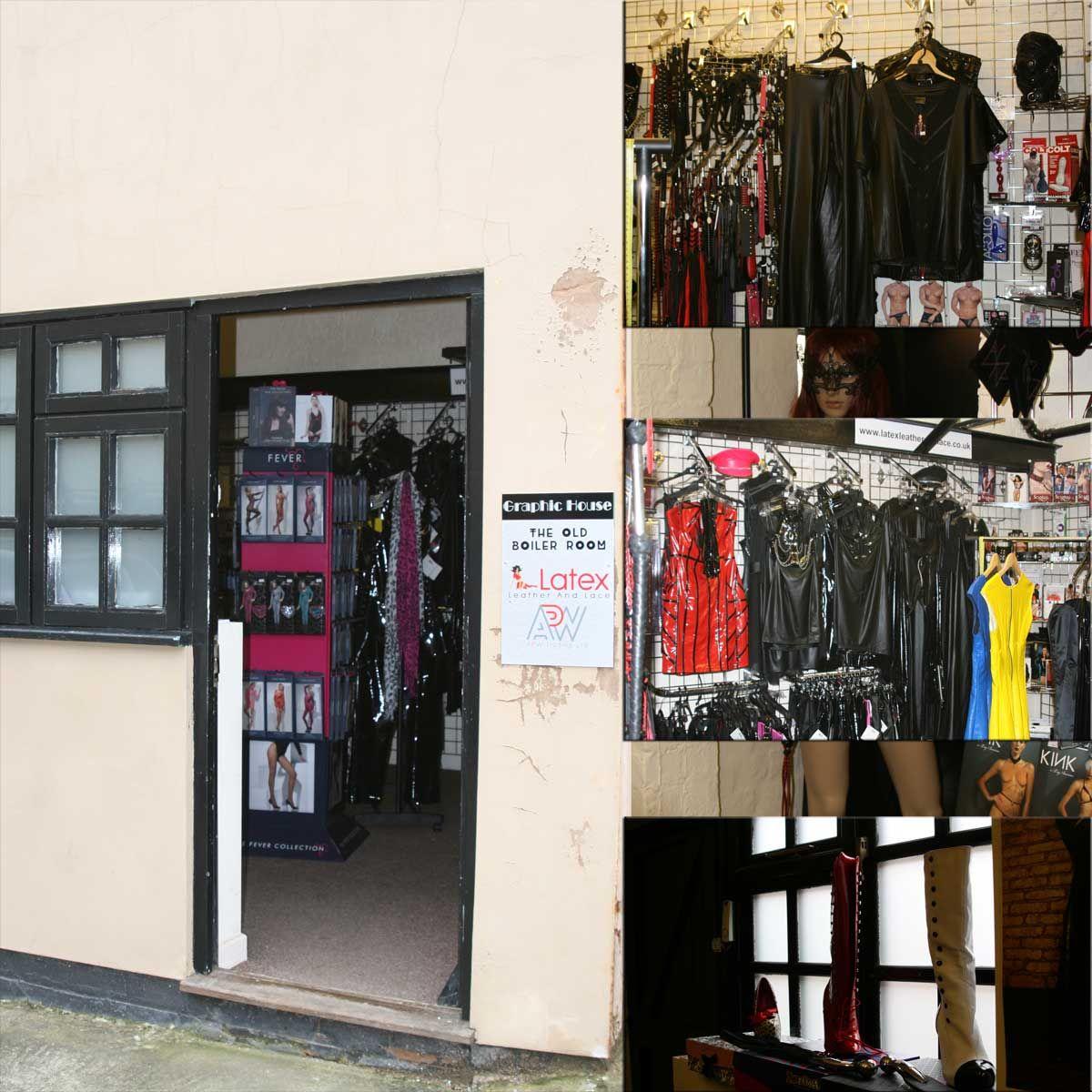Hinckley sex shops