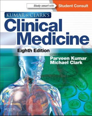 Kumar and Clark's Clinical Medicine 8th Edition (+17pages