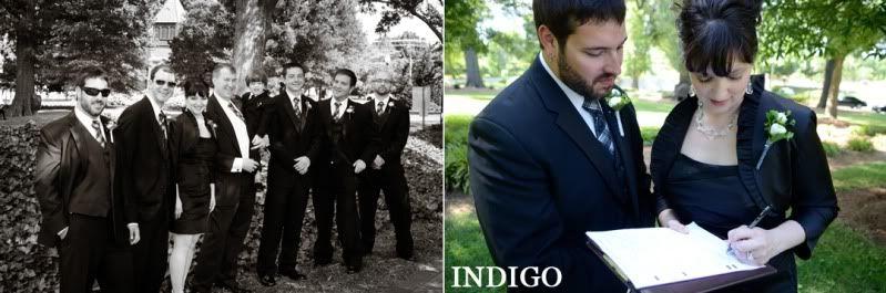Charlotte Wedding Photographers - Indigo Photography Blog: Sheila & Stephen's Charlotte Wedding, Bentley's