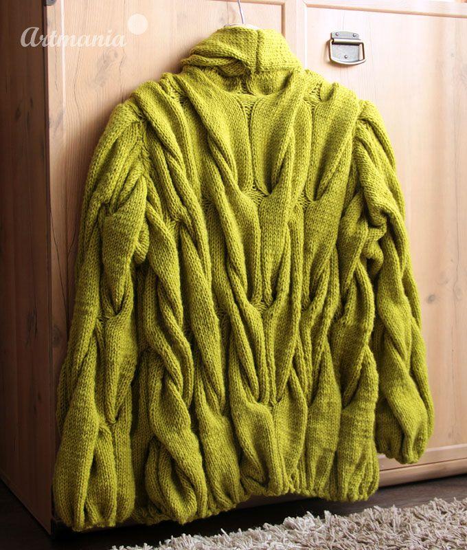 Вязание кардиигана лало | домоседка.