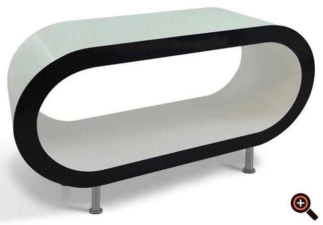 Modernes Sofa u2013 Designer Couch fürs Wohnzimmer aus Leder u2013 schwarz - wohnzimmertisch hochglanz weiß