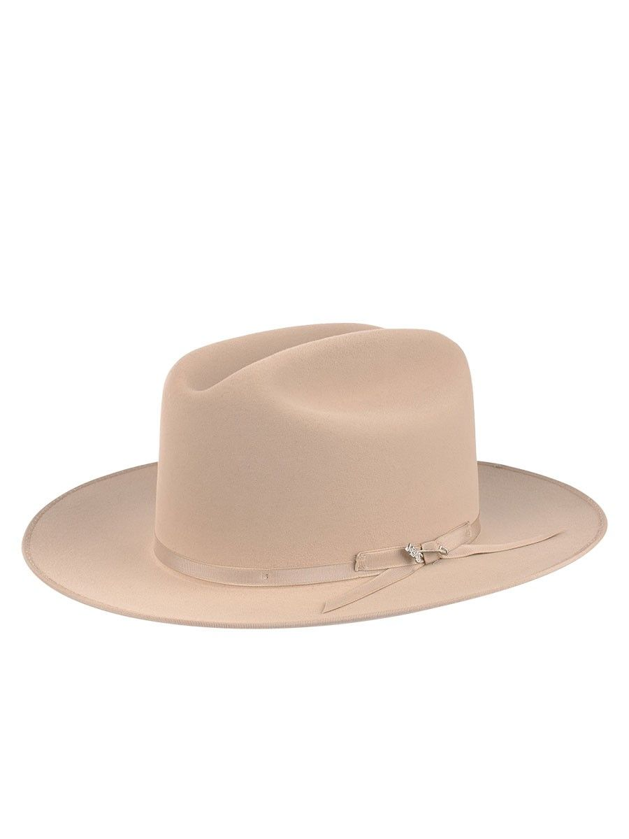 88962497792 Stetson Open Road Hat in Silverbelly