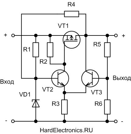 Линейная схема стабилизатора напряжения сварочный аппарат fronius 3200