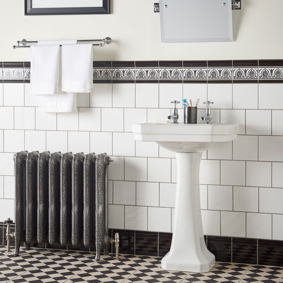 Traditional & Classic Bathroom Tile Ideas | Bathroom | Pinterest ...