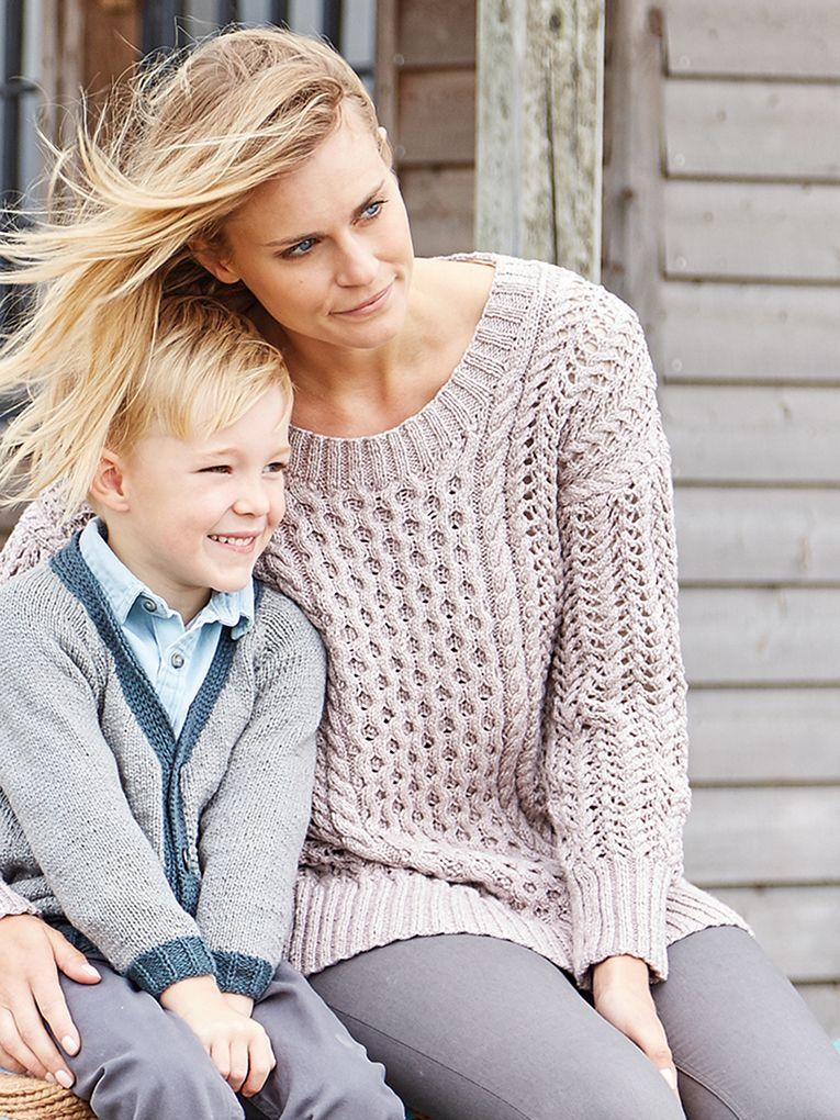 Barricane Pattern | Knit Rowan | Knitting: jumpers, sweaters ...