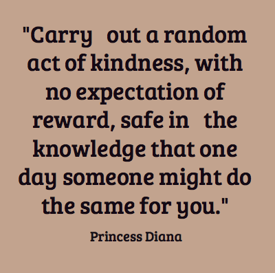 kindness reward   Carry Out a Random Act of Kindness,With No Expectation of Reward ...