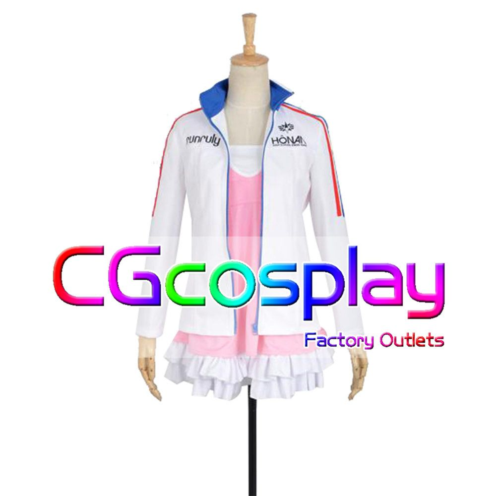 Free Shipping Cosplay Costume Prince of STRIDE Nana Sakurai Full Set