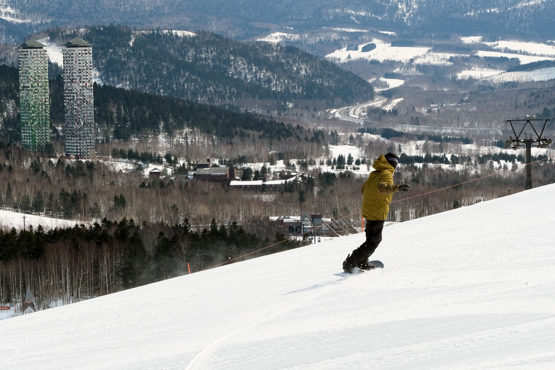 スキー 場 トマム