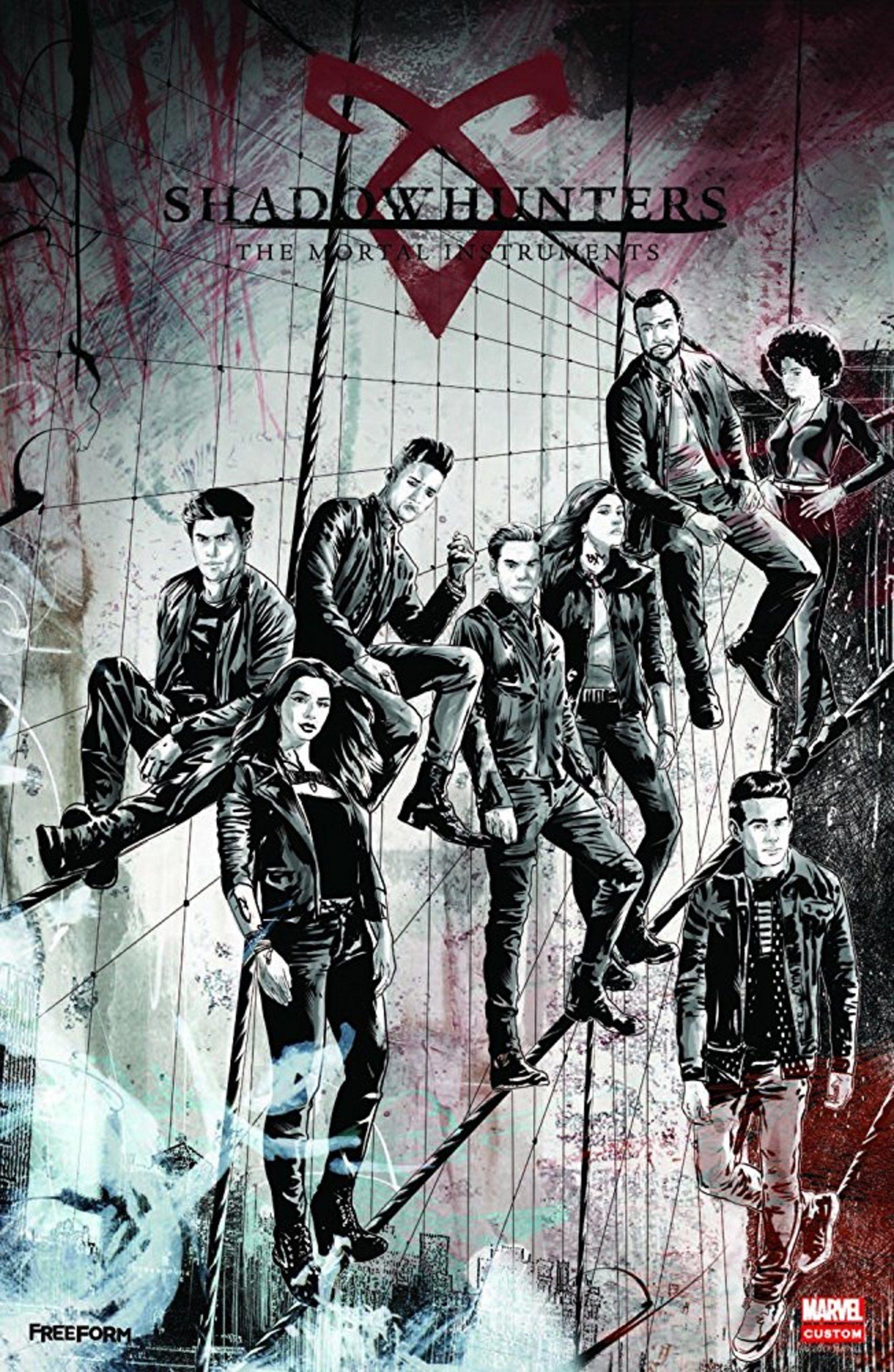 """Shadowhunters"" Staffel 3 Erste Bilder Shadowhunters"
